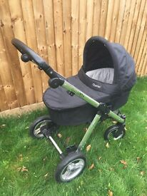 BabyStyle Oyster Max Tandem pushchair