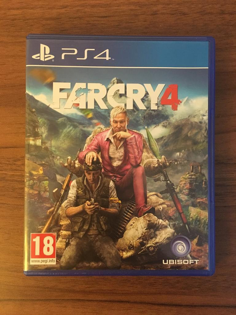 Far Cry 4 Ps4 Game In Cirencester Gloucestershire Gumtree Farcry4 Pc