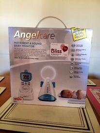 Angel Care - Movement and Sound - Baby Monitor AC401