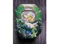 Chesnaught Pokemon tin