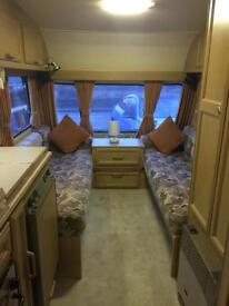 5 berth with awning no damp