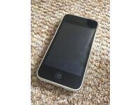 apple iphone 16gb ideal spare / first phone touchscreen smartphone