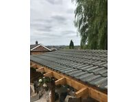 Marley roofing tiles