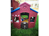 Little Tikes - Tikes Town Playhouse – Only £20.00 (Used, in perfect condition) - Collection ONLY