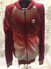 Adidas Jacket (Great condition) Small Adult