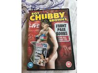 ROY CHUBBY BROWN, FRONT PAGE BOOBS