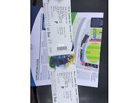 England v Pakistan ODI 4th Sept 2016, Cardiff