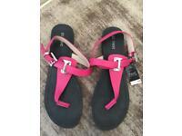 *New Next Pink Sandals*