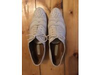 Zara and Dune shoes, size 6