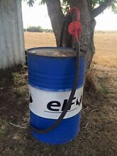 Fuel drum and hand pump Thagoona Ipswich City Preview