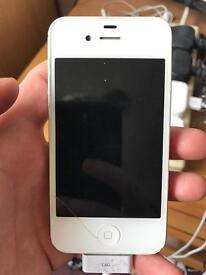 iPhone 4S - Locked to EE.