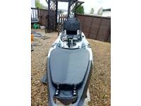 Pro fishing kayak pedal drive