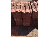 337 REDLAND ROOF TILES - GREAT CONDITION