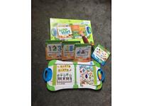 Leap frog leap start with box