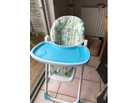 High chair free to a good home