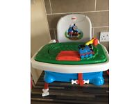 Thomas the tank booster seat
