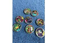 8 yo Kai medals