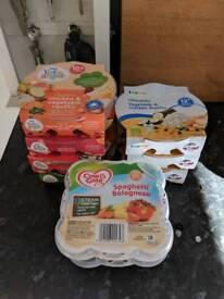 9 toddler meals -10-12 months +