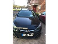 VAUXHALL ASTRA 1.3 ECO FLEX EXCLUSIVE--PCO VALID TILL JULY 2017
