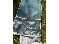 Full Awaydaze Torino Luxe awning size 7 (awning rail approx. 800cm) In very good condition.