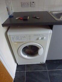 Indesit Automatic Washing Machine and Indesit Tumble Dryer