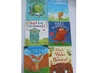Bundle of children's Story Books x 6
