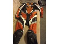 Spidi one piece suit