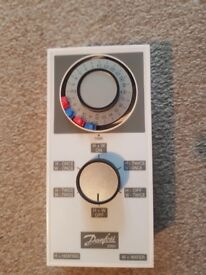 Danfoss Randall 3060 24hr mechanical central heating programmer