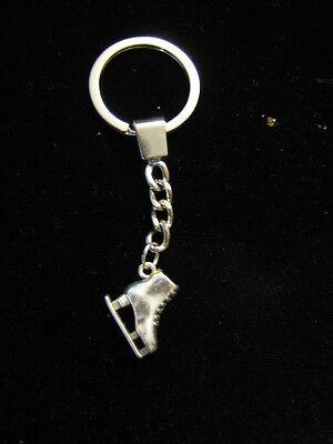 Schlüsselanhänger Schlittschuh Eiskunstlauf (Kürkleid,Skating dress)