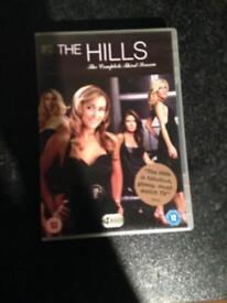 The Hills Complete Third Series Season DVD Boxset TV Show
