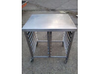 OVEN STAINLESS STEEL OVEN TABLE