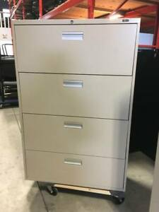 Pro-Source 4 Drawer Lateral Filing Cabinet - $279
