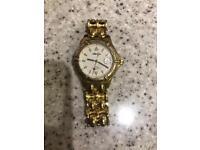 Vintage unisex Ellesse gold watch