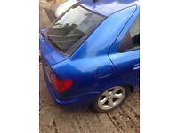 Citroen xsara 2004 for repair or spares