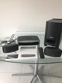 Bose 3•2•1 GS II Home Entertainment Surround Sound System