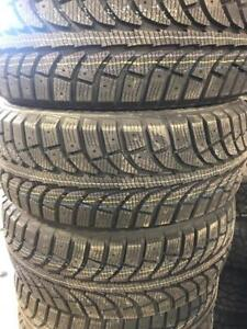 New 205/55R16 WINTER TIRES $300