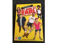 My Name Is Earl dvd complete box set