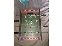 New Mini Football Table