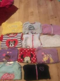 Girls age 5-6 jumpers