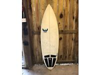 6'0 Webber Sonic Surfboard