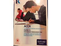 ACCA F5 Complete Text - Performance Management