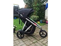 Phil&Teds Vibe buggy/stroller