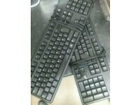 CiT USB Keyboard and Mouse Combo - Black