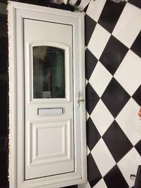 UPVC DOOR &FRAME