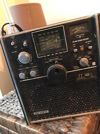 Old Sony radio