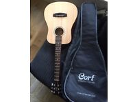 Cort AD OP Professional Travel Size Guitar - Great unbelievable sound