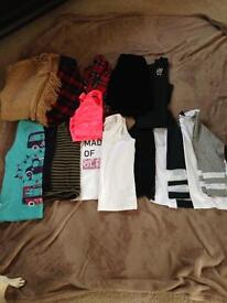 Girls clothes some brand new age 8- 11 years