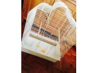 2 bird cages £5 each