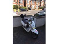 Sym 125cc £200