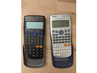 Casio Scientific calculator (x2)